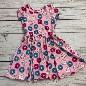 Dot Dot Smile donut dress 2T